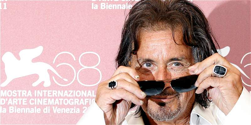 Al Pacino, fan de la selección de Argentina: \