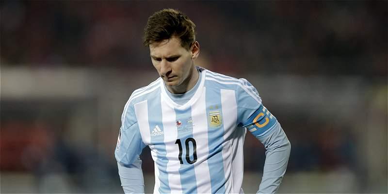 Lionel Messi familiares