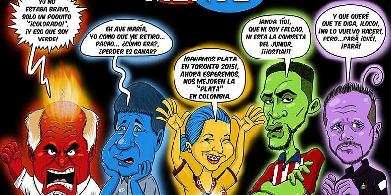 Caricatura Triana artículo