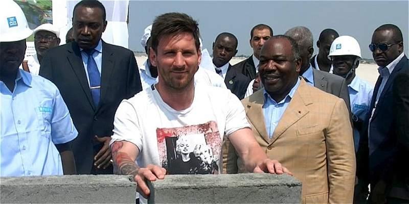 ONG critica viaje de Messi a Gabón por respaldar dictadura en el país