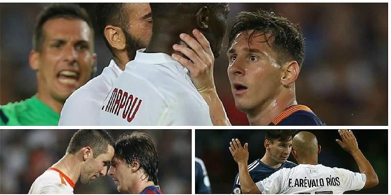 Top 5: Las \'salidas de ropa\' de Lionel Messi