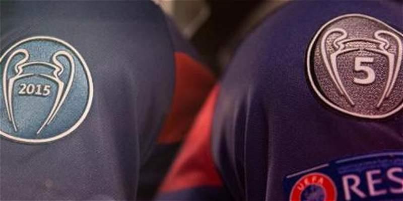 La camiseta del Barcelona tendrá dos novedades para la Champions