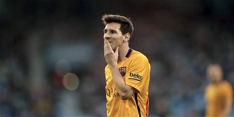 Hermano de Messi, acusado de tenencia ilegal de arma de fuego