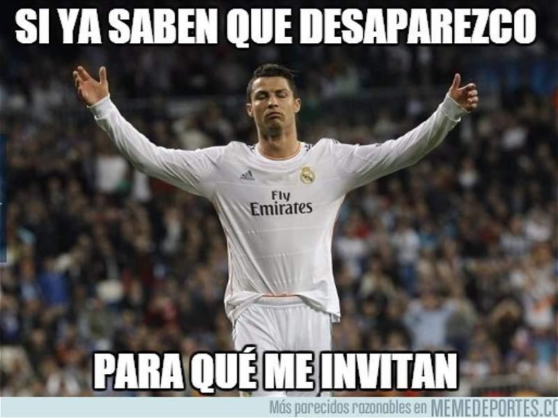 Memes del partido real madrid vs barcelona curiosidades for Juego del madrid hoy