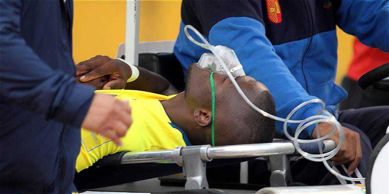 Enner Valencia: ¿Lesionado o escapando de la policía?