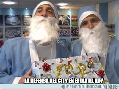 Memes Barcelona vs. City/Galería