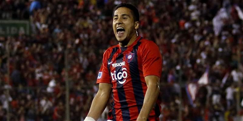 Cecilio Domínguez, jugador de Cerro, acusado por violencia familiar