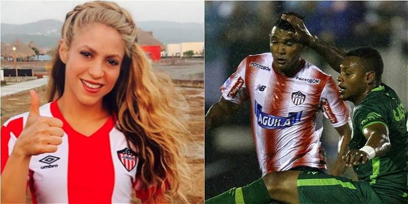Shakira Junior Chapecoense