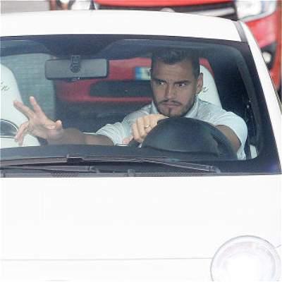 Sergio Romero automóvil Manchester United