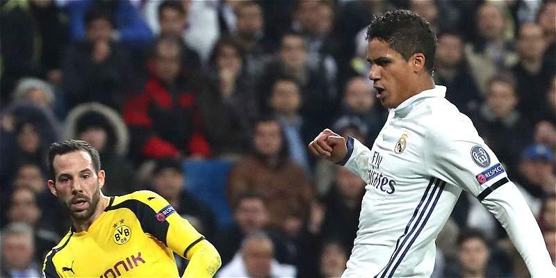 Robaron la casa de Varane, mientras jugaba Champions con Real Madrid