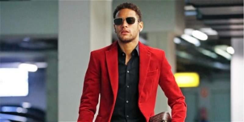 En un \'fiestón\', Neymar celebró con amigos y familiares sus 25 años