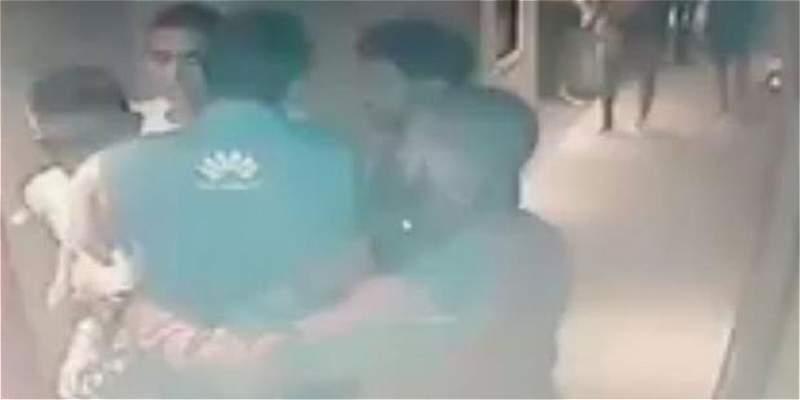 Siguen las peleas en Boca Juniors: polémico video de Ricardo Centurión