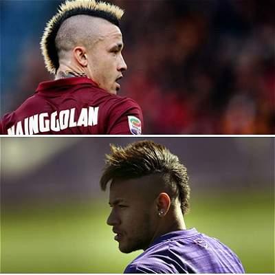 Jugadores que, por sus peinados, no podrían actuar en Emiratos Árabes