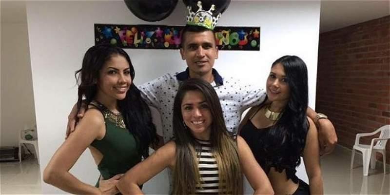 Las hermanas de Jaime Córdoba