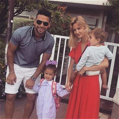 Falcao García será padre