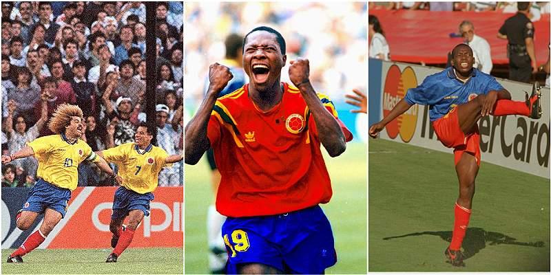 Los guayos de los goles más memorables de la Selección Colombia