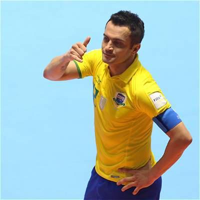 Falcao se retira de la Selección Brasil