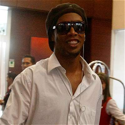 Ronaldinho cantante