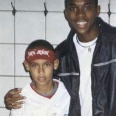 Futbolistas que se fotografiaron con sus ídolos cuando eran niños