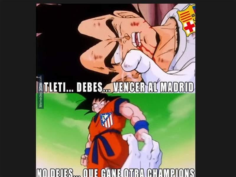 memes de la semifinal de la Champions
