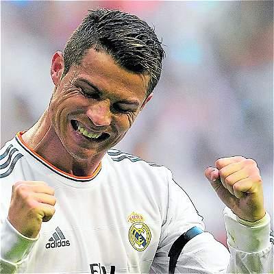 Valores de Lionel Messi y Cristiano Ronaldo