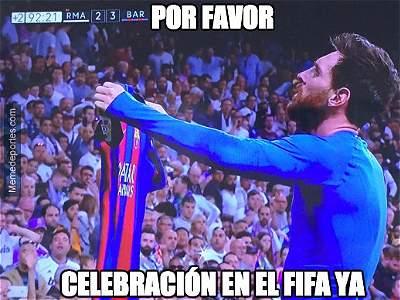 Memes Real Madrid vs Barcelona/Galería