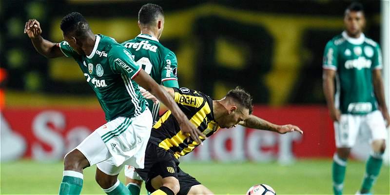 \'La gente de Peñarol estaba insultando, diciendo muchas cosas\': Mina