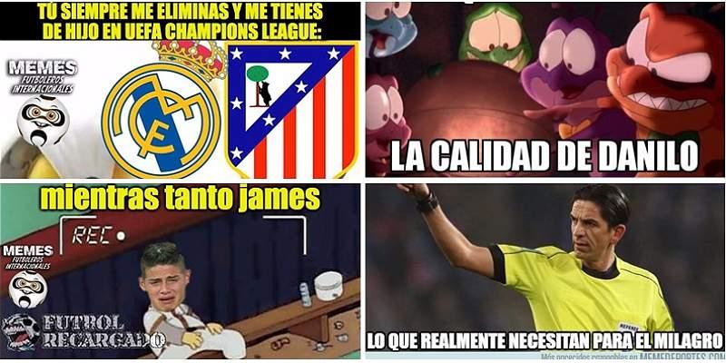 Al estilo de los \'memes\', el compromiso entre Atlético y Real Madrid