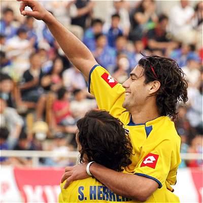 Falcao García primer gol con Selección Colombia