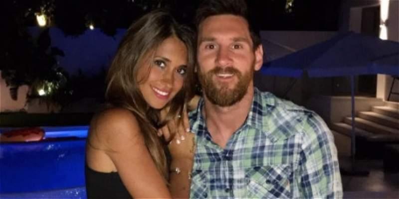 Messi boda