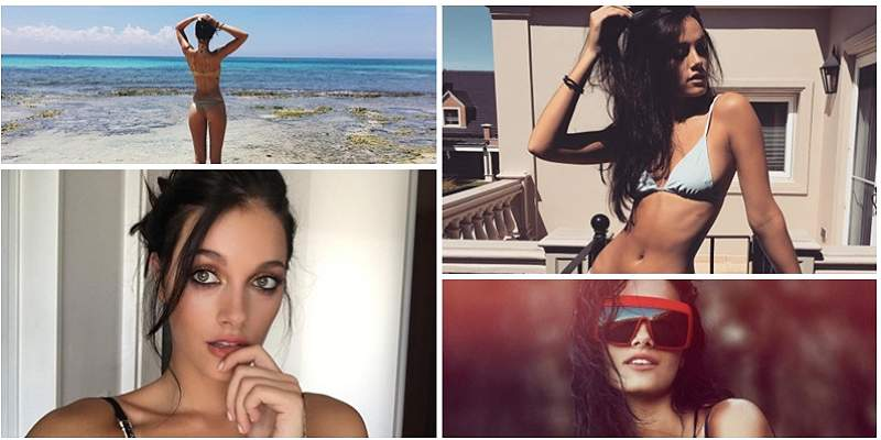 Oriana Sabatini collage