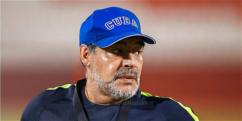 Maradona sobre Venezuela: \'Cuando Maduro ordene, me visto de soldado\'