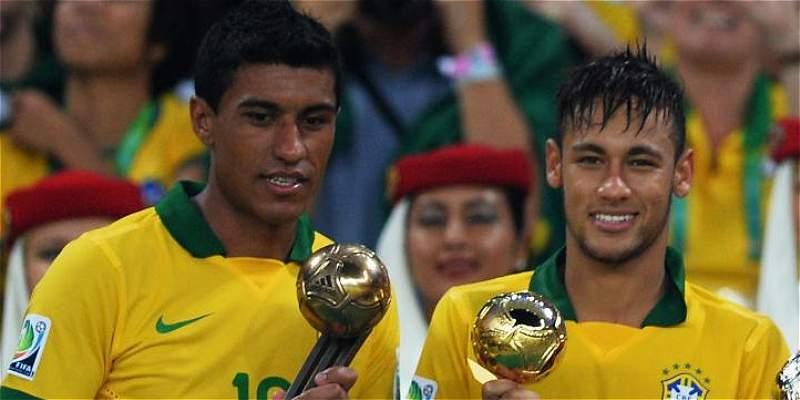 Neymar a Paulinho: \'Que seas muy feliz en Barcelona, como yo lo fui\'