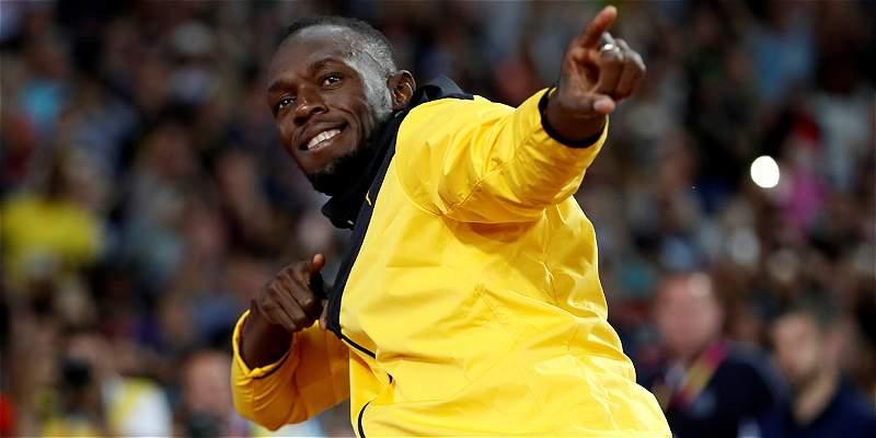 Un equipo inglés está interesado en contratar a Usain Bolt