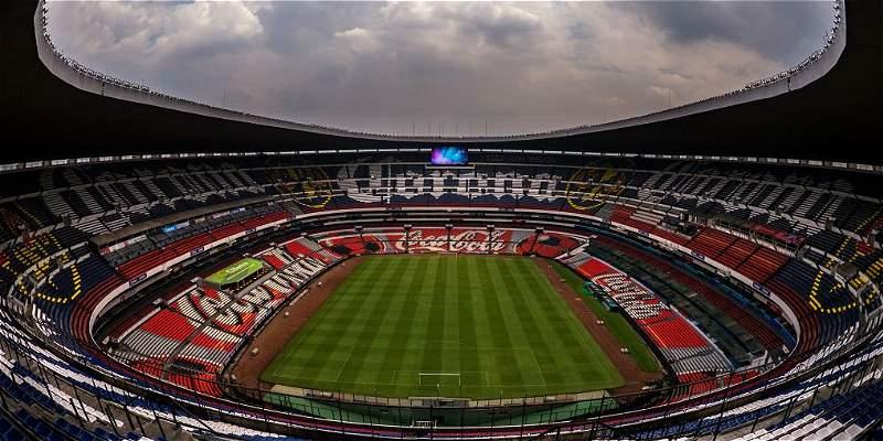 Temblor de México causa fractura en el estadio Azteca ...