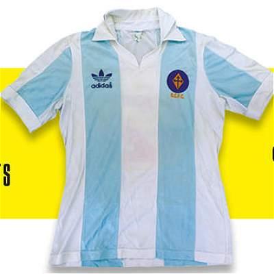 TOP 20: las mejores camisetas de fútbol en toda la historia
