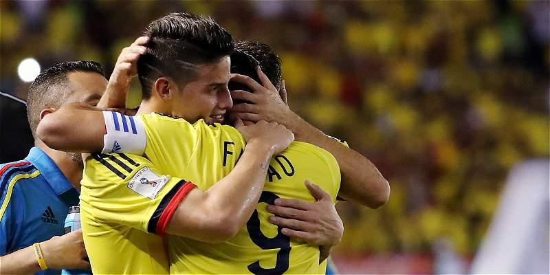 Buena energía y positivismo para Colombia para duelo contra Perú