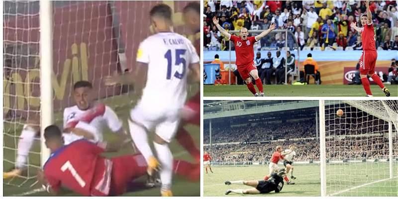 El de Panamá y otros goles \'fantasma\' que causaron polémica