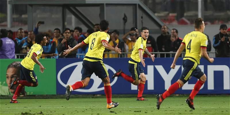 Esta sería la segunda camiseta de Colombia para el Mundial de Rusia