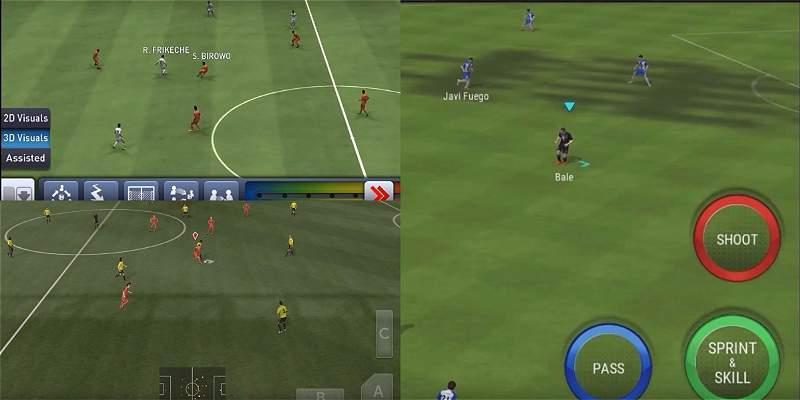 Top 5: los mejores juegos para que disfrute del fútbol en el celular