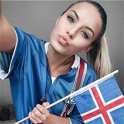 Hinchas de Islandia/GALERÍA