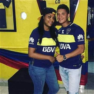 Yarina, hermana de Wilmar Barrios