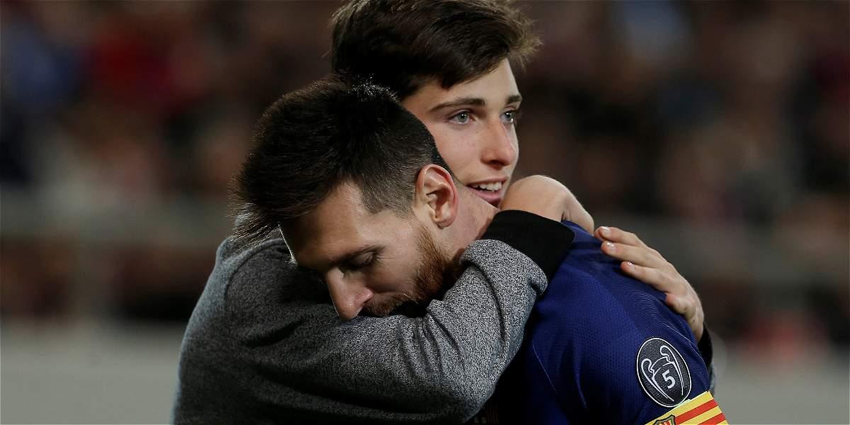 Messi gana demanda y dona la indemnización a Médicos sin Fronteras