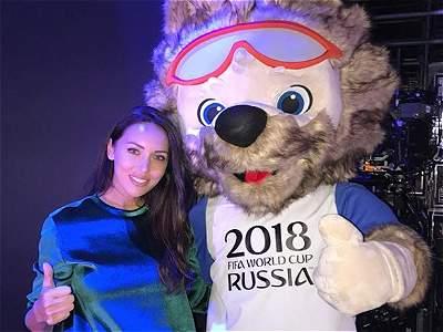 Alsou, cantante de Rusia