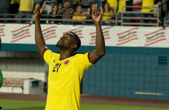 Video Goles: Colombia 4 - 1 Guatemala