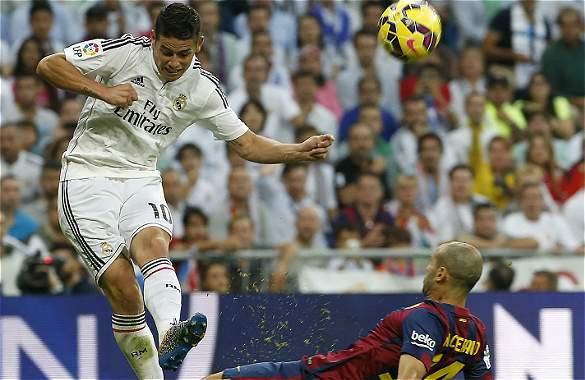 Real Madrid Vs Barcelona Juego Completo