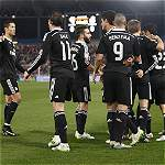 Real Madrid, imparable en el triunfo.