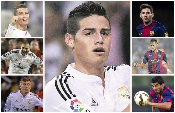 Futbolred también juega el clásico español