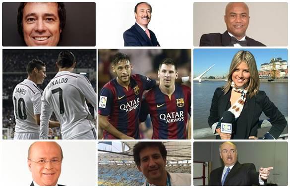 Madrid vs. Barça, una cita inolvidable para destacados periodistas