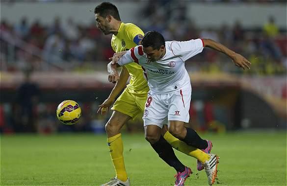Carlos Bacca igualó a Messi en la tabla de goleadores en España